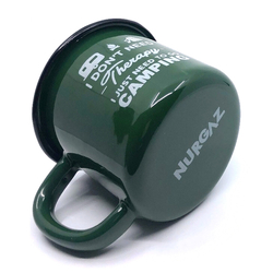 Emaye Kampçı Kupası Yeşil
