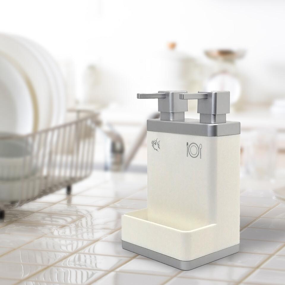EVCİLİK - İkili Sıvı Sabunluk