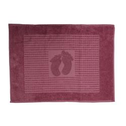 EVCİLİK - Jacquard Bath Mat Dusty Rose Color