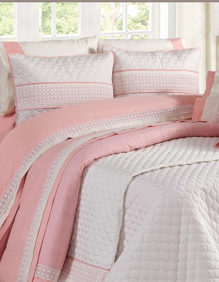 EVCİLİK - Karen Double Bedroom Suite in Lilac