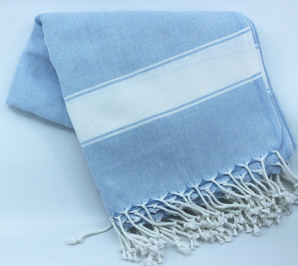EVCİLİK - Soft Peştamal Bebe Mavi