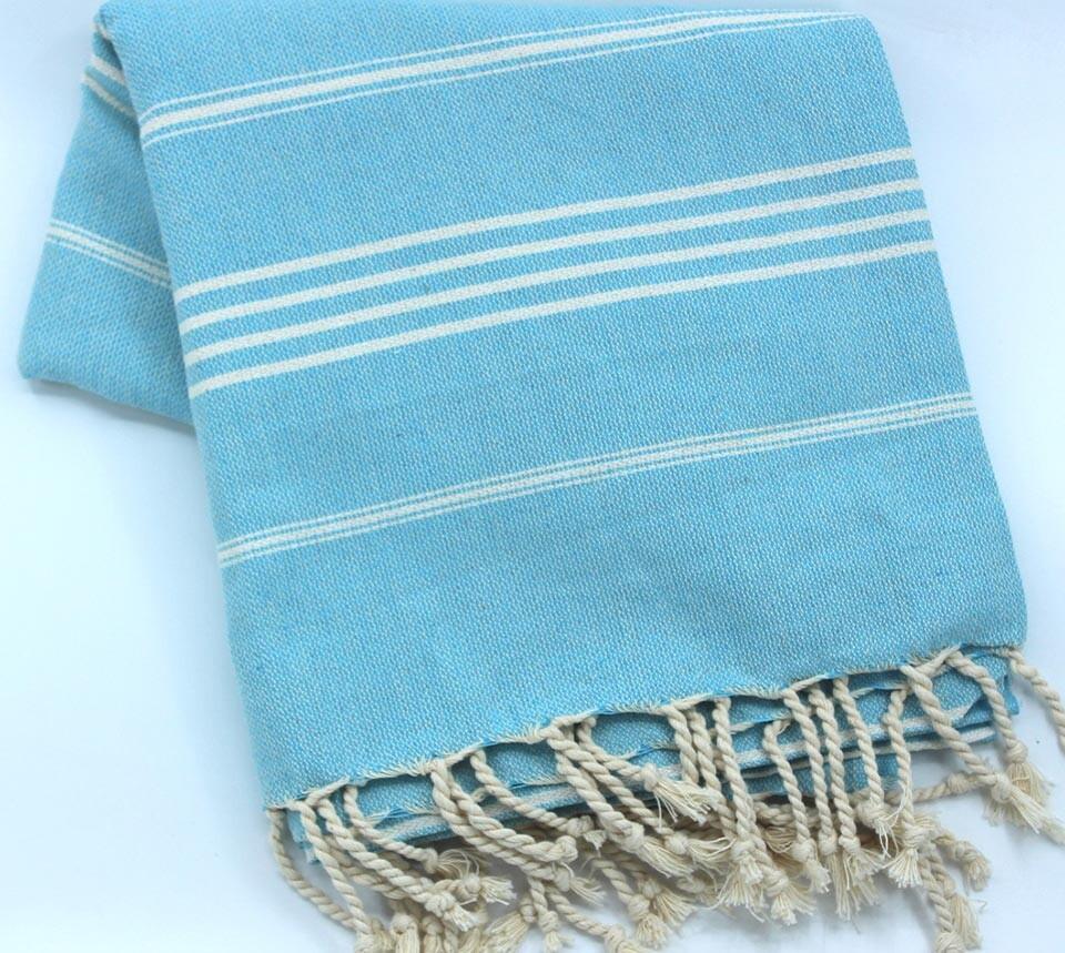 EVCİLİK - Sultan Pesthamal Powder Blue