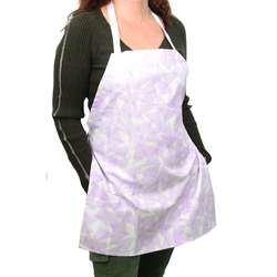 EVCİLİK - Trend Kitchen and Working Apron in Crystal Lilac Color