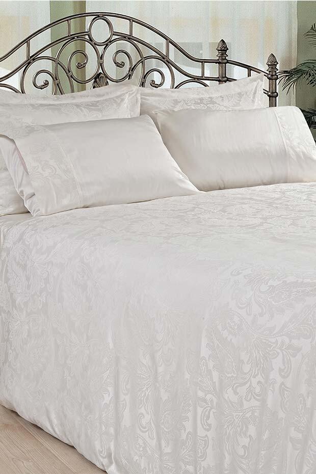 EVCİLİK - Victoria Double Bedroom Suite in Cream